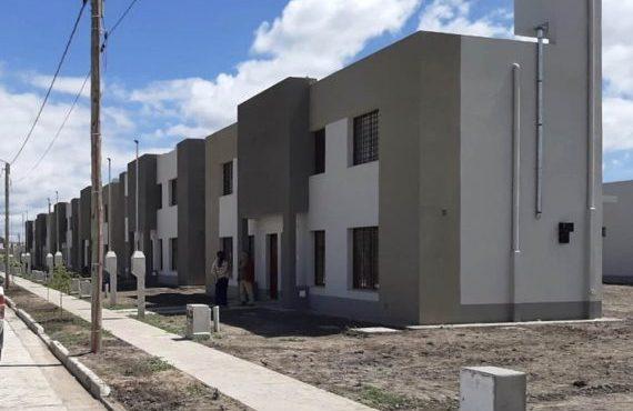 En barrio Pereyra Rozas se realizará la primera entrega de viviendas