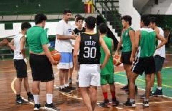 Ramiro Díaz Cuello, nuevo formador del Tribuno Básquetbol (TBB)