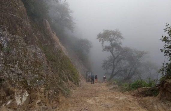Se encuentra en su etapa final la ruta para llegar a Los Toldos por territorio argentino