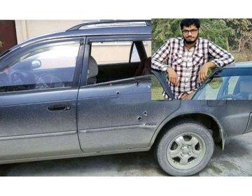 آن لائن ٹیکسی ڈرائیور کا قاتل