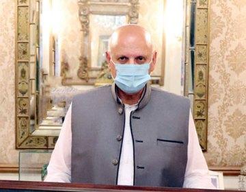 چوہدری محمدسرور, اوپن بیلٹ