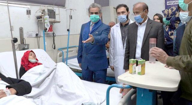 جنرل ہسپتال کی طالبات