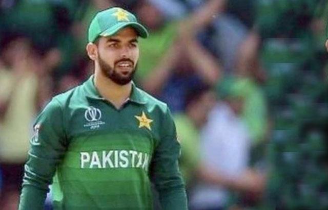 شاداب خان انجری