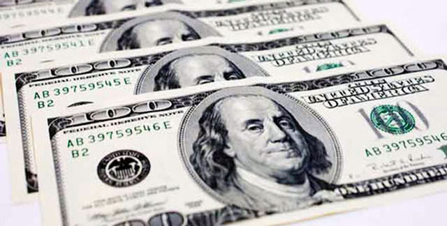 ڈالر کی اونچی اڑان