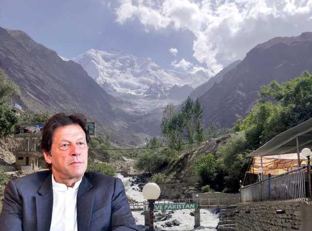 عمران خان, سیاحت