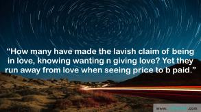 How many have made the lavish claim…