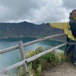 Quilotoa… Trekking alrededor del Crater.