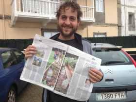 Entrevista En El Periodico El Mundo La Revolución De La Lechuga