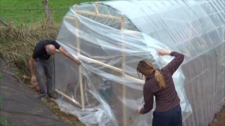 Como Hacer Un Invernadero Casero Paso A Paso El Plástico