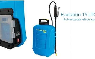 Conocemos el Pulverizador Evolution 15 LTC de MATABI