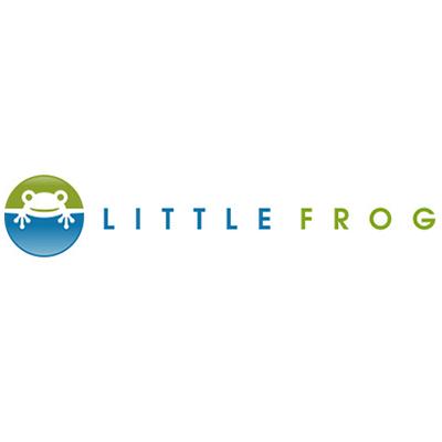 Little Frog logo