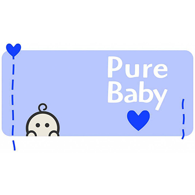 Pure Baby Love logo