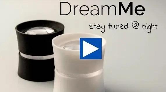 Τοποθετείστε το στο Smartphone σας και δείτε τα όλα στο ταβάνι!!   DreamMe