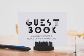 Invite Guestbook