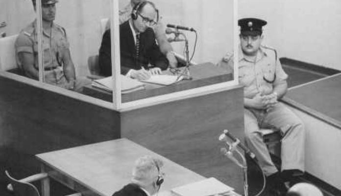 Israel desvela una carta inédita en la que el nazi Adolf Eichmann ...
