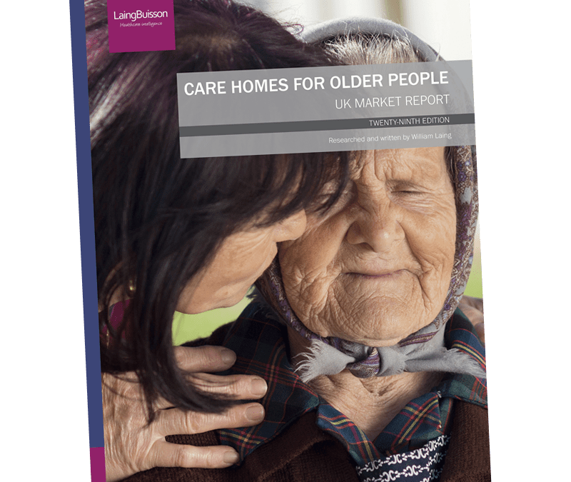 Care for older people market report