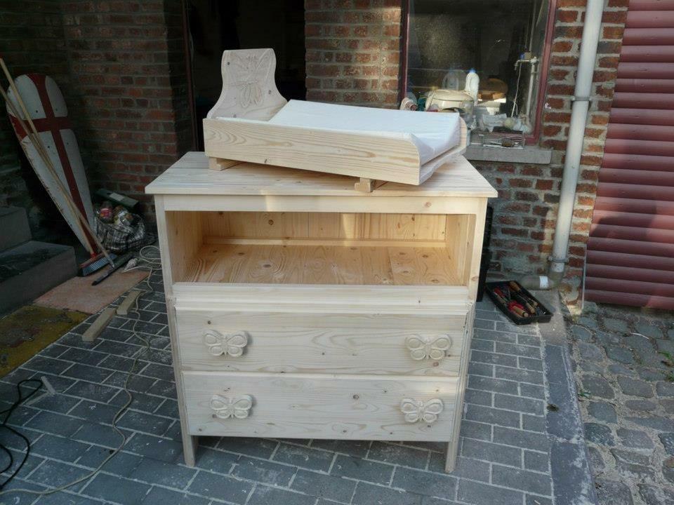 Commode Table Langer Par Atelierfratresebaste Sur LAir