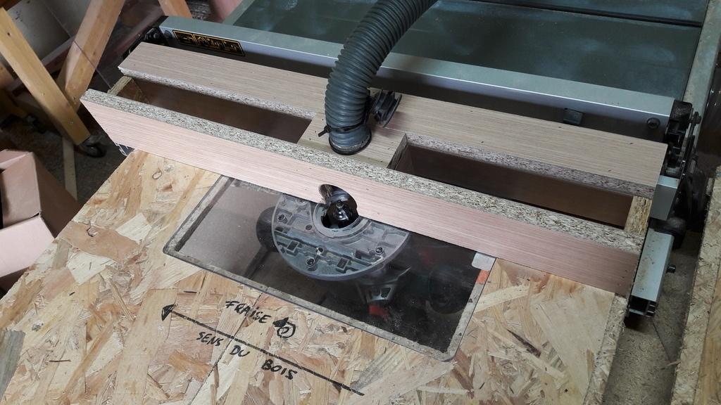 table scie circulaire