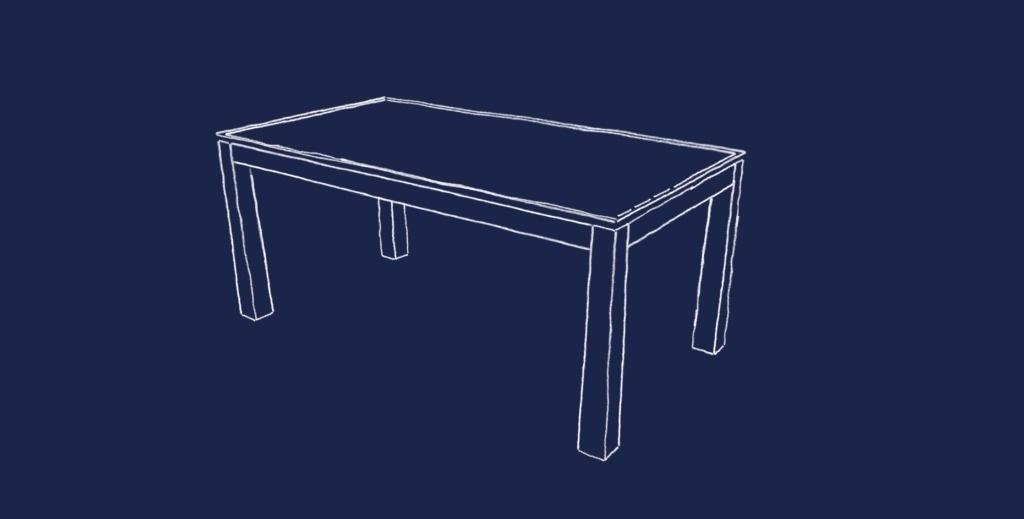 pas a pas fabrication d une table de