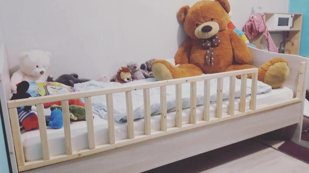 lit enfant par titie3325 sur l air du bois