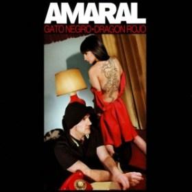 AMARAL 2008 [Gato negro, Dragón rojo]