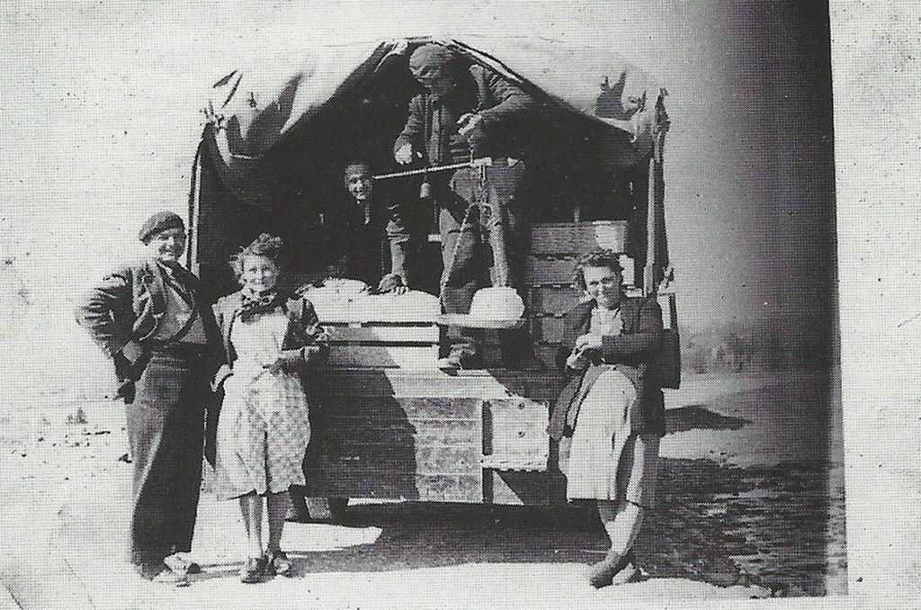 Histoire de la laiterie gérentes