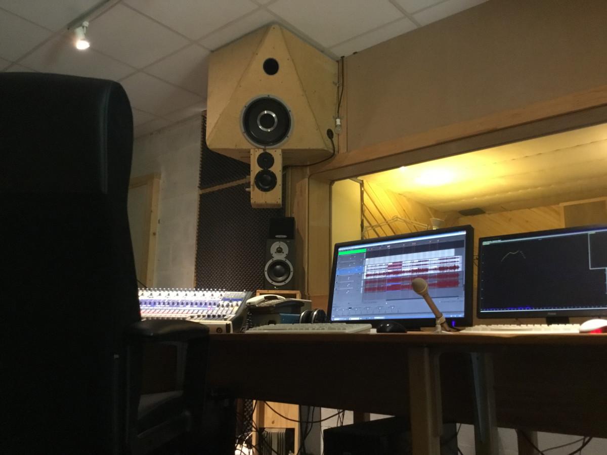 Studio d'enregistrement MESA à Soignolles