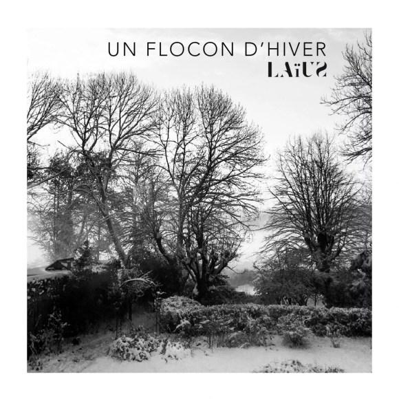 """Pochette du single """"Un flocon d'hiver"""""""