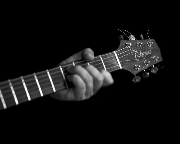 Guitare de Laius