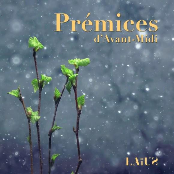 Pochette du mini-album Prémices d'Avant-Midi