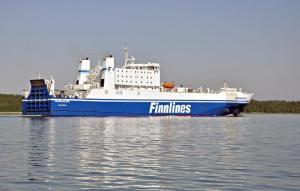 rahtilaiva m/s FINNSAILOR