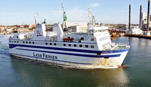 matkustajalaiva Margrete Laeso