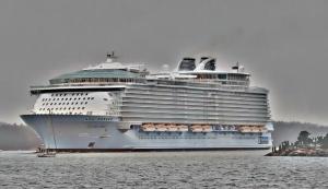 Risteilijä m/s Allure Of The Seas