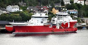 turkimusalus m/s Volstad Surveyor