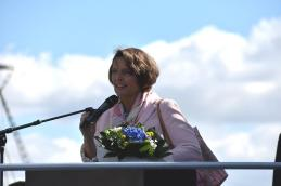 Lautan kummi: ministeri Anne Berner
