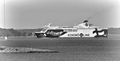 m/s Finlandia, Eckerö Line