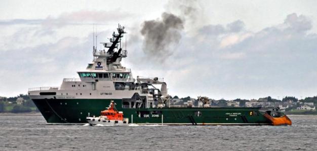 HAVILA MERCURY. Rakennettu 2007, 85x20m. Hinaaja/tukialus. Koneteho 12000 KW. Paaluveto 195t. Nopeus 17,5 solmua. Polttoaineenkulutus max nopeudella 57,9t/vrk. Ankkurit 2x3780kg. Omistaja: Havila Shipping, Norja. Lippu: Norja