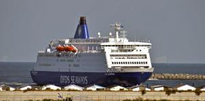 matkustajalaiva m/s King Seaways