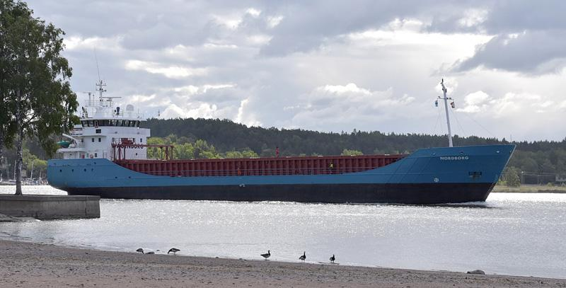 Rahtilaiva m/s Nordborg