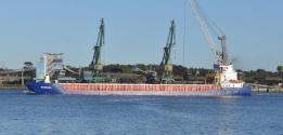 RICHELIEU. Rakennettu 2007, Eesti/Hollanti. 88x12m. Lastikapasiteetti 5250 m3. Pääkone MAK 8M 20 1520 KW. Keulapotkuri 220 KW. Lippu: Gibraltar.
