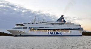 matkustajalaiva m/s Silja Europa