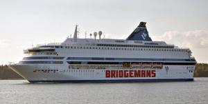 matkustajalaiva SILJA EUROPA
