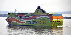Tallink-Silja 5 milj. - päivässä 13700