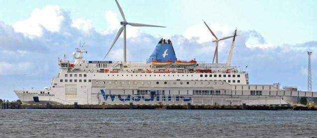 WASA EXPRESS. Rakennettu 1981, Wärtsiä, Helsinki. 140x22m. Syväys 5,25m. Pääkoneet 4x Wärtsilä 12V32 14866 KW. Jääluokka 1A. Omistaja: NLC Ferry Ab Oy. Alus ostettiin Espanjasta 2013 7,75 milj. eurolla. Lippu: Suomi.