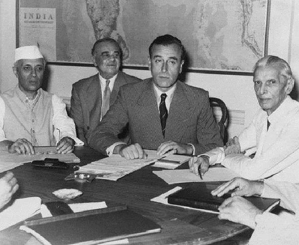 Resultado de imagen para Fotos India y Pakistán se independizan del Reino Unido