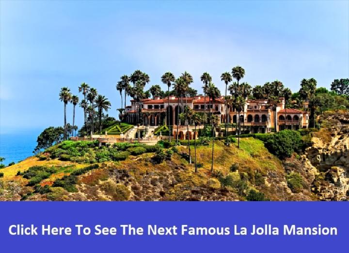 Ron Burkle Mansion in La Jolla