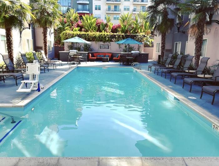 Pet-friendly Residence Inn Marriott in San Diego