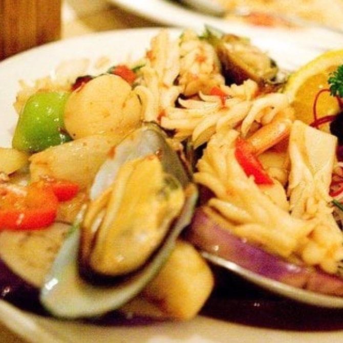 Spice and Rice Thai Kitchen, La Jolla