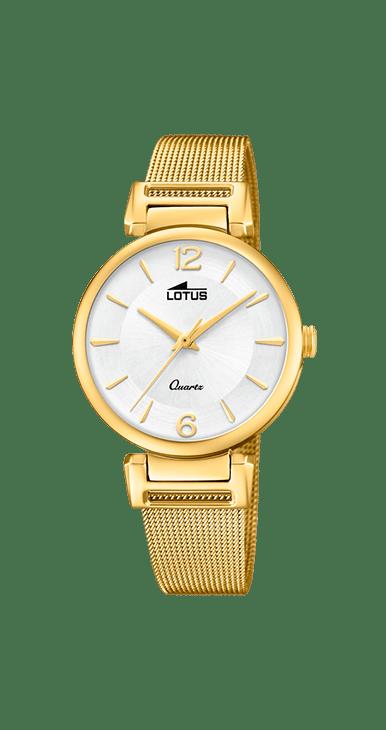 Reloj lotus dorado mujer