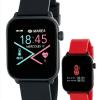 Reloj Smartwatch Marea Temperatura B59004/1 Marea apuesta por un equipamiento que combine de forma simultanea datos de actividad con mayor control sobre su incidencia en la salud. Así ofrece a la vez que datos sobre oxígeno en sangre o pulsaciones la herramienta de termómetro corporal. Relojes Smartwatch de marea un gran compañero, un fiel aliado.